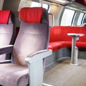 Passenger Seats for Trains