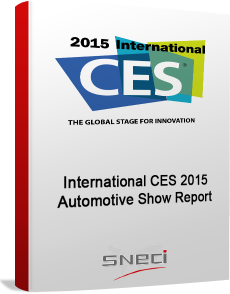 International CES 2015 Automotive Show Report