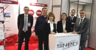 SNECI Participated In MIDEST From November 19 To 22, 2013