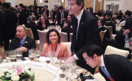 SNECI Explains Its Approach To The French Minister Of Industry