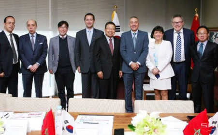 SNECI Took Part In The AMDI Delegation To China And Korea