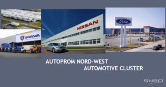 "SNECI RUSS Joined The ""North-Western Car Industry"" Automotive Cluster"