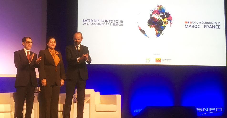 Visit Of Edouard Philippe, French Prime Minister, In Morocco